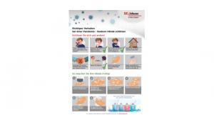 Download Infoflyer: Richtiges Händewaschen