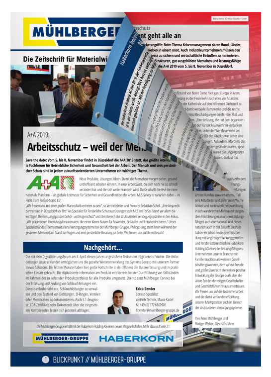Blickpunkt Ausgabe 46/2019