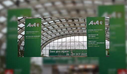 Messe A+A 2019 in Düsseldorf