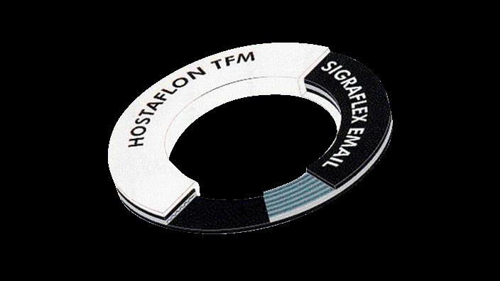PTFE-ummantelte Dichtungen (statisch) in vielfältigen Ausführungen